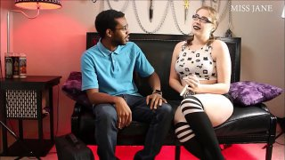 Banging the Tutor  Blowjob Sextape