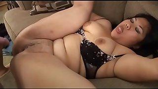 BBW Asian Squirter