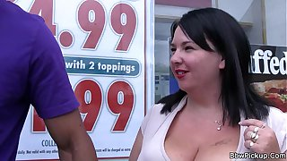 Bbw interracial 69 oral fun