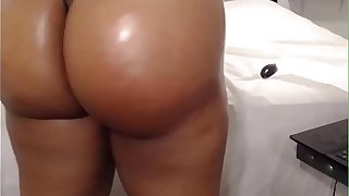 HD Fat ass ebony on webcam - AdultWebShows.com